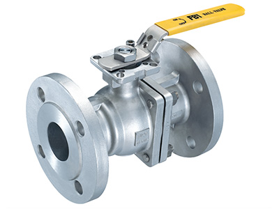 2-PC BODY , FLANGE END ,FULL PORT GB SERIES