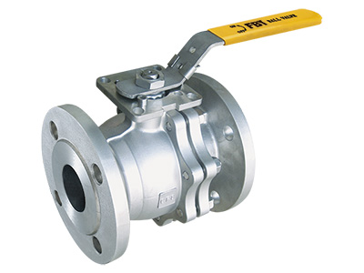 2-PC BODY , FLANGE END ,FULL PORT ANSI SERIES