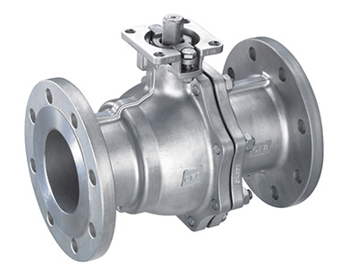 FLANGED BALL VALVE WITH TΦP MΦUNTING ,ASME SERIES